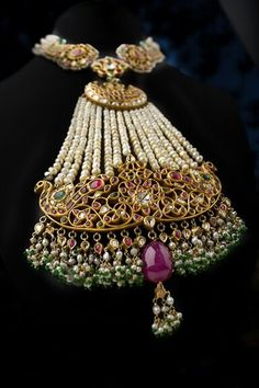 Order us now Royal Jewelry, India Jewelry, Temple Jewellery, Gold Jewellery, Bridal Jewellery, Indian Wedding Jewelry, Indian Bridal, Stylish Jewelry, Schmuck Design