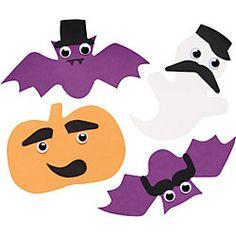 kids halloween crafts