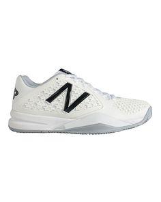 New Balance Tennis Trainer - White | trainers | Sweaty Betty
