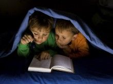 Power outages mean no tech gadgets or screens. Here's how to keep kids entertained!