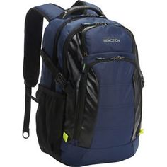 Kenneth Cole Reaction Moving Pack-Wards Computer Business & Laptop Backpack NEW Kenneth cole reaction coated dobby polyester & coated polyester double. Luggage Sale, Mesh Backpack, Packing To Move, Rolling Backpack, Computer Backpack, Business Laptop, Black Leather Backpack, Laptop Backpack, Laptop Bags
