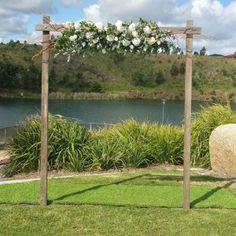 bamboo wedding arbour the wedding arch by ceremonies i do
