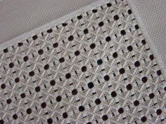 Hardanger Embroidery, Hand Embroidery, Mantel Beige, Unique Christmas Trees, Embroidered Towels, Drawn Thread, Cross Stitch Rose, Embroidery Needles, Buy Fabric