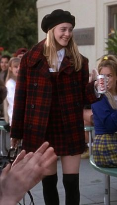 Trendsetter Tuesday: Cher Horowitz (Clueless) Source by brainflowers Fashion outfits Fashion 60s, Fashion Male, Clueless Fashion, Clueless Outfits, Diy Outfits, Outfits Casual, Fashion Outfits, Clueless 1995, Cher Clueless Costume