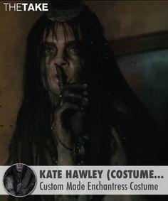Kate Hawley (Costume Designer) Custom Made Enchantress Costume as seen on…