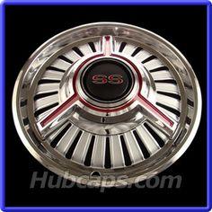 Chevrolet Chevelle Hub Caps, Center Caps & Wheel Covers - Hubcaps.com #chevrolet #chevroletchevelle #chevelle #chevychevelle #chevy #hubcaps #wheelcovers