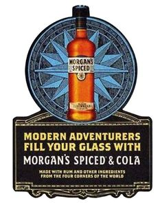 Morgans Spiced Whiskey Bottle, Rum, Spices, Drinks, Glass, Instagram Posts, Spice, Drinkware, Rome