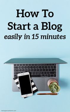 Did you know you could start a blog in 15 minutes? If you have been thinking about a blog, consider this your sign to start one! Learn how you can start blogging today by following this link. Make Money Fast, Make Money Blogging, Make Money Online, Money Change, Online Income, Hosting Company, Starting Your Own Business, Creating A Blog, Best Web
