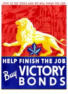 Give us the tools and we will finish the job. #WW2 #1940s #war #poster #propaganda