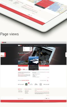 IDS Astra on Web Design Served