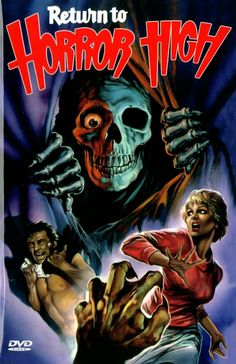 'School spirit has never been this dead' Return to Horror High is a 1986 [released 9 January 1987] American comedy/horror film directed by Bill Froehlich (Freddy's Nightmares) fro…
