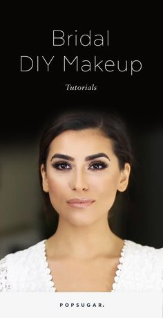 Bridal DIY makeup tutorials for the bride that can do it all!