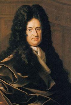 Gottfried Wilhelm von Leibniz (German, Leibniz was a mathematician, philosofer, scientist, . He and Isaac Newton (indendently) introduced the diffrencial integral calculus. Isaac Newton, History Of Philosophy, Scientific Revolution, Empire Romain, High Society, William Blake, 17th Century, Einstein, People