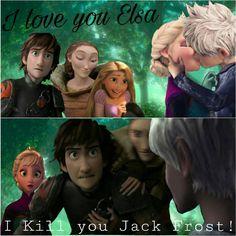 #hiccelsa #jelsa #Hiccup #Elsa #jackfrost #valka #Rapunzel #httyd #httyd2 #dieeiskönigin #diehüterdeslichts #rapunzelneuverföhnt