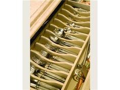 Shop for Habersham Plantation Corporation Cutlery Drawer Divider, KK-DRWDV1, and other Kitchen Storage and Carts at Greenbaum Interiors in Paterson NJ, Morristown NJ.