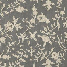 Martagon Crewelwork Fabric from Oka