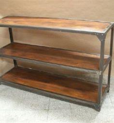 shelves! Industrial Furniture