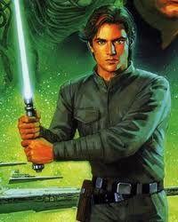 Jacen Solo...son of Leia & Han Solo