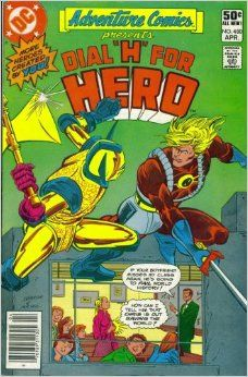 DIAL H FOR HERO COMIC BOOK COVERS - Google Search