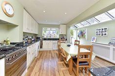 4 bedroom terraced house for sale in Berber Road, Battersea, London, SW11 Victorian Terrace, House Prices, Property For Sale, Terraced House, Extension Ideas, Kitchen, Furniture, London, History