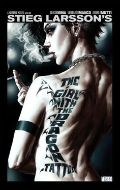 The Girl with the Dragon Tattoo Book 1...The hardcover graphic novel adapted from the bestseller by Stieg Larsson.