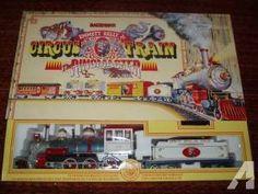 Circus Train - G Scale - $250 (Salina,KS)