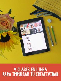 La Lilú: 9 Nueve Clases en Línea Para Impulsar Tu Creatividad. curiosity, knowledge, skills, hand lettering, water-colour, inspiration, motivation, learning, passion projects. #onlineclasses #creativity #inspiration
