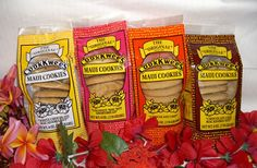 Maui Cook Kwees Shortbread Maui Cookies from Maui Hawaii