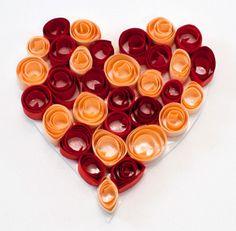 Valentýské srdíčko 2