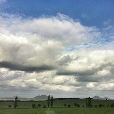Czech Countryside. Photo: Didrich Haugskott-Westgård - Instagram Countryside, My Photos, Clouds, Painting, Outdoor, Instagram, Art, Heaven, Outdoors