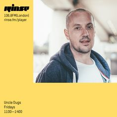 Uncle Dugs Jungle Fever Warmup - 15th December by Rinse FM on SoundCloud