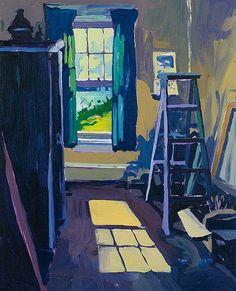 Jon Carsman  Upstairs at Alex's  1971