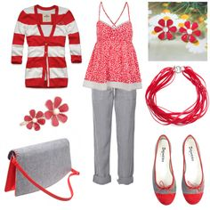 Cute & comfy..., created by rkimball on Polyvore