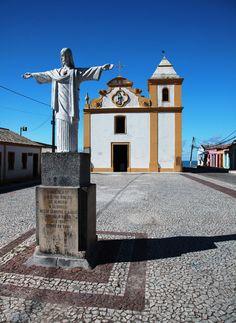 Nossa Senhora D'Ajuda Church - Arraial D'Ajuda - Bahia