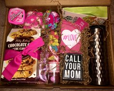 College Care Package.  Student Care Package  Finals Survival Kit  Finals Survival Care Package  Care Package From Mom.  College Student Gift by GiftgoddessByKris on Etsy