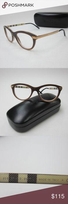 8564bf21a48e Burberry B2161Q 3426 Eyeglasses Women Italy/OLL408 Burberry B 2161-Q 3426  Eyeglasses Women's