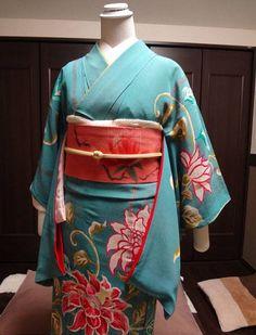 長襦袢と着物の袖が合わないとき : ひとひらキモノつれづれ Yukata, Kimono, Kimonos