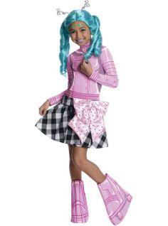 Girls Mae Tallick Costume - Novi Stars - Party City
