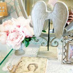 Decore o seu espaço com decorações shabby chic. Disponivel na #7eva Www.7evadesign.com