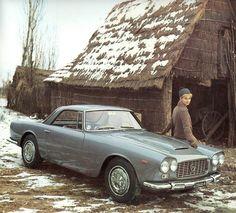 Lancia Flaminia coupe Touring