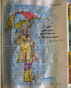Journaling my way through Leviticus! Journaling my way through Leviticus! Scripture Verses, Bible Scriptures, Bible Illustrations, Christian Crafts, Bible Pictures, Bible Prayers, Illustrated Faith, Bible Stories, Bible Art