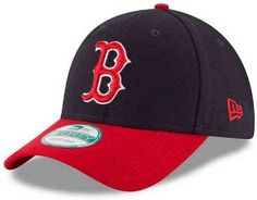 premium selection 2123f 9fe8d New Era Boston Red Sox Baseball Cap MLB League Team Hat 2 Tone 9Forty  10963151