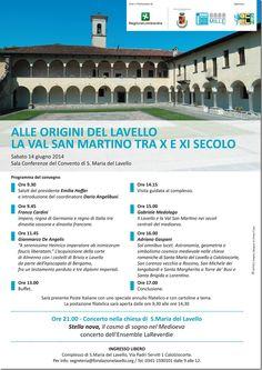 Italia Medievale: La Val San Martino tra X e XI secolo