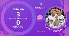Germany Vs, Soccer Highlights, World Cup Qualifiers, Iceland, Goals, Ice Land