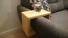Sofa Arm Table: 7 St