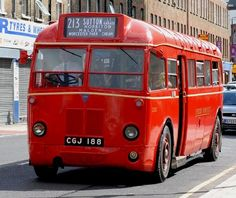 Lord K's Garage - #48. British Streamline Buses – Dieselpunks
