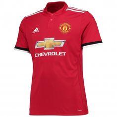 Manchester United Hjemmebanetrøje 17-18 Kort ærmer  #Billige #Fodboldtrøjer