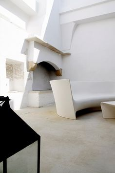 ludovica e roberto palomba architetti / casa degli architetti, salento