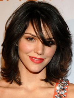 Perfect Medium Style Haircuts medium-haircuts-for-wavy-hair – Hairstyles for Women 2013   2014