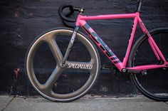 Pepto - Pink Low Pursuit - Pedal Room